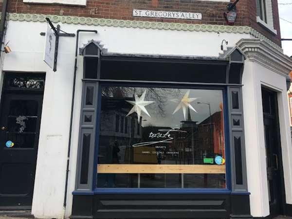 St Benedict Street