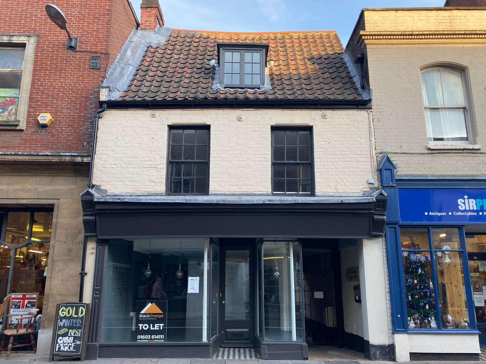 21 Magdalen Street