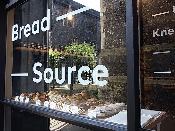 Bread Source expands on to Bridewell Alley
