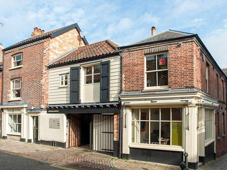 Portfolio Spotlight: Netherconesford, King Street